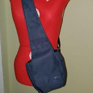 Nike cross body purse